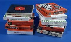 Dsc05095 (GreenWorldMiniatures) Tags: handmade 16 playscale miniature food pizza polymerclay greenworldminiatures