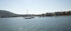 STANTA EULILIA (paul jeffrey 1) Tags: ibiza balearicislands beach boat eos espana summer sea spain sigma sigma18125 sun seaside santaeulalia