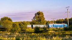 ET22-835, Katowice, Poland (Reanoe) Tags: et22 tamron d610 rails trains railroads cargo freight pkpcargo