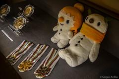 Mascotas Juegos Olmpicos + Medallas (Norway) (serarca) Tags: mascotas juegos olimpicos games medallas awards olympic medal pets oslo norway noruega