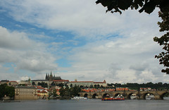 IMG_4924m (ely_bar) Tags: prague castle brigde moldava river summer holiday