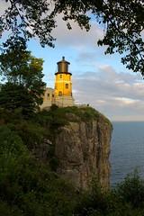 Split Rock Lighthouse (Piedmont Fossil) Tags: splitrock minnesota lighthouse lake superior rock cliff headland