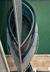 Reflection - Dubai Marina, UAE (kadryskory) Tags: kadryskory reflection uae dubai marina dubaimarina water marinawalk balcony architecture city urban building