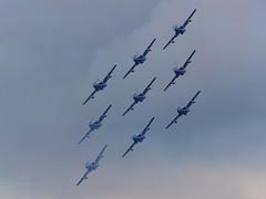 DSC_5593 (sauliusjulius) Tags: nato days ostrava 2016 czech air force september 17  18 leos janacek airport osr lkmt frecce tricolori 313 gruppo addestramento acrobatico aermacchi mb339