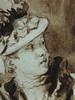 FRAGONARD Jean-Honoré,1775 - La Lettre, La Conversation espagnole (Chicago) - Detail -e (L'art au présent) Tags: art painter details détail détails detalles painting paintings peinture peintures 18th 18e peinture18e 18thcenturypaintings 18thcentury detailsofpainting detailsofpaintings tableaux chicago fragonard jeanhonoré jeanhonoréfragonard lettre letter conversation conversationespagnole laletter galanterie gallantry personnes figures people beauté beauty charme charm man homme femme woman jeunefemme women youngwoman youngman robe dress grace grâce graceful elegantwoman elegance canapé sofa rideau curtain chapeau hat dessin disegno drawing wash lavis mode fashion fashionable lady dame demoiselle miss museum