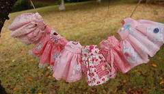DSC_0047 (Lindy Dolldreams) Tags: lindydolldreams dresses handmade pink blythedoll doll sewing