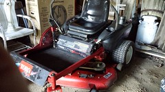 Toro Zero Turn Mower (tonyolm) Tags: toro zero turn mower