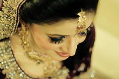 There's something in the way she smiles  (Mavish T) Tags: smile happy 50mm bride bokeh silk theworldthroughmyeyesweekendshowcaseisopen