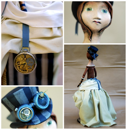 SteamPunk Doll