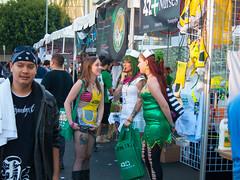 420 Nurses (_Allen_) Tags: california la losangeles unitedstates expo culture pot marijuana society medicinal hemp kush