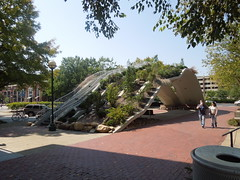 Coolidge Park in Chattanooga (litlesam) Tags: chattanooga tennessee coolidgepark vacationinthesouthsept2012