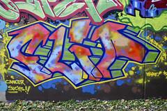 FLIP (Hahn Conkers) Tags: columbus ohio graffiti flip