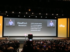 "Templeton: ""CloudStack is not a science project. It's big business"" #CitrixSynergy"