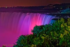 Niagara Falls (Canada side) (Gilbs2008) Tags: longexposure morning canada water niagarafalls waterfall nikon dusk niagara