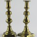 272. Antique Pair of Candlesticks