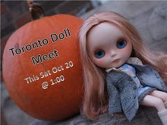 Toronto Doll Meet - TODAY!