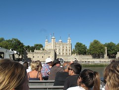 Thames River Cruise - Tower of London (minioreocake) Tags: cruise england white london tower thames river gate britain   traitors