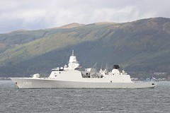 HNLMS Evertsen F805 (corax71) Tags: netherlands dutch de clyde boat marine war ship force exercise military navy royal vessel class destroyer maritime warrior shipping naval gouro