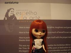 Exposição sobre a carreira de Regina Duarte!!