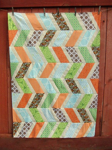 Jungle Cruise Quilt Top