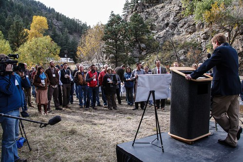 Photo - Boulder Canyon Hydroelectric Modernization Celebration