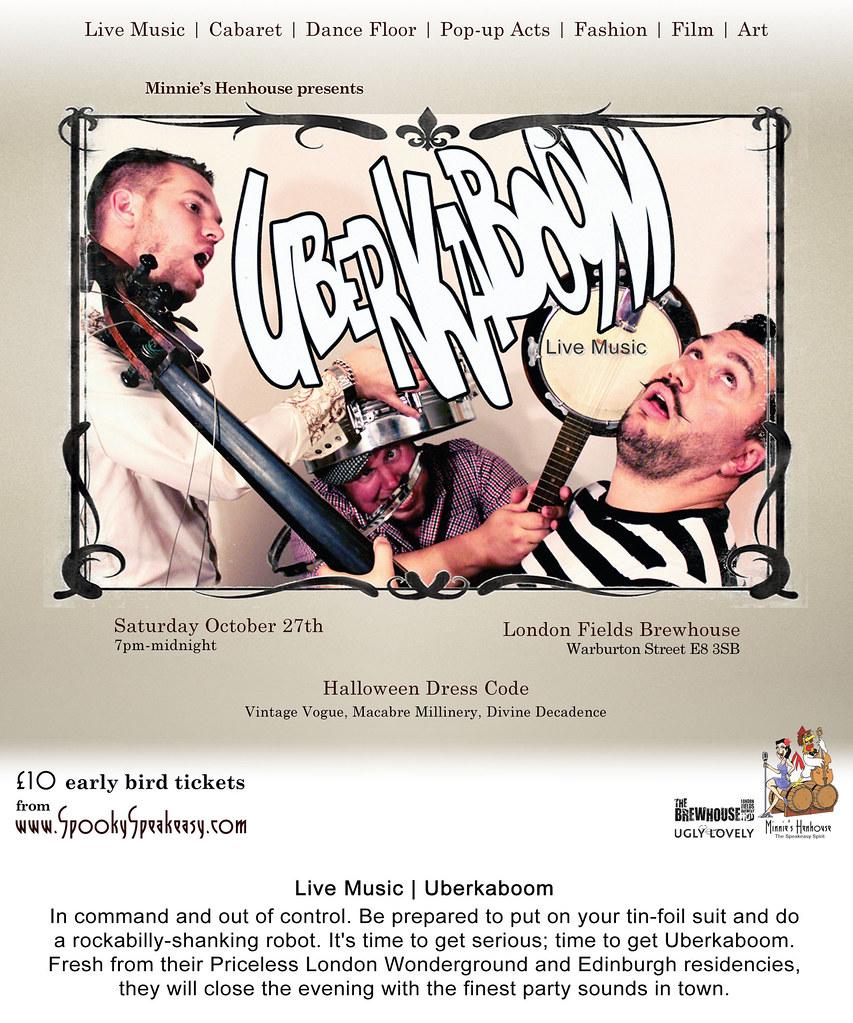 Live Music | Uberkaboom