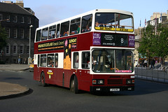 2004-08-24 L976 MSC Leyland Olympian-Alexander 976 of Lothian. Edinburgh (delticalco) Tags: bus buses municipal lothian scottishbuses