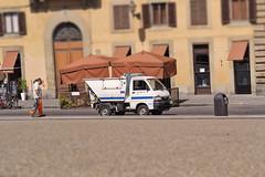 dustman micro-car