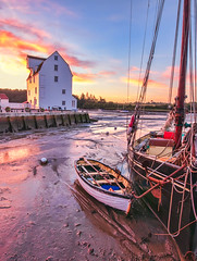 Woodbridge_30-09-2012_00016-Edit-2 (smiffyspics) Tags: sunrise landscape dawn suffolk woodbridge riverdeben
