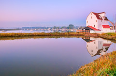 Woodbridge_RiverDeben-005-Edit-2 (smiffyspics) Tags: sunrise landscape dawn suffolk woodbridge riverdeben