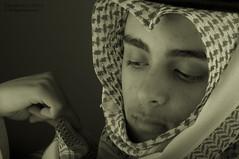 يا صغير ما يكبّر باللقب  غير من هو كان من دونه صغير (IBrAhIM Alyahya) Tags: ri portrait people face saudi riyadh بر الناس بدو سعودي ناس بورترية نايكون براري
