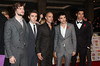 The Wanted The Daily Mirror Pride of Britain Awards 2012 London