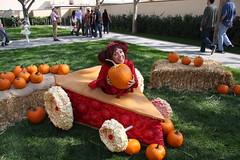 Halloween at the Disney Lot (daradactyl) Tags: