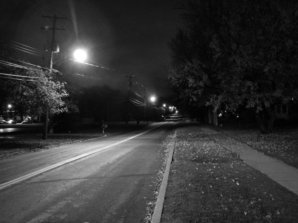 High street 3am