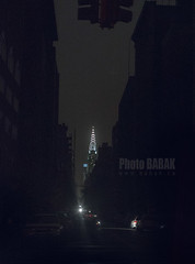 NYC Black out - Sandy Hurricane (BABAK photography) Tags: ca nyc newyorkcity storm night photography babak 50mm12 lightsout nycblackout wwwbabakca babakphotographer nycsandy sandyhurricane fastlenz
