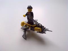 Industrial Hoverboard (Darkborg IX) Tags: industrial lego board scifi fi sci hover hoverboard