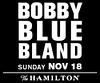 The Hamilton Bobby Blue Bland Ticket Giveaways