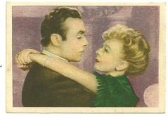 "Charles Boyer Margaret Sullivan ""Back Street"" (1941) (addie65) Tags: couple backstreet 1940s hollywood margaret sullivan drama moviescene handbill moviestill hollywoodland charlesboyer classicactor vintagehair classicfilm fanphoto classichollywood vintagehollywood fancard deceasedactors"