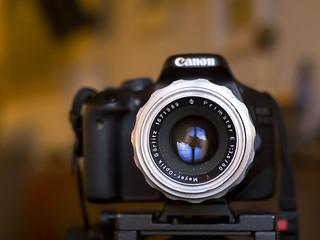 Primotar 80mm f/3.5 P6 mount 01