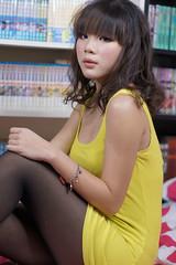 _DSC5548 (rickytanghkg) Tags: portrait woman cute girl beautiful beauty lady female studio asian model pretty chinese young belle