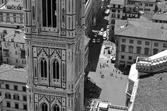 (mwr83) Tags: italy holiday travelling florence campanile tuscany firenze piazzaduomo