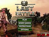 最後戰役(Last Battle)