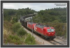 CP 4706+4724  66582  Concavada  16.06.2012 (Fernando G. Joaquim) Tags: siemens cargo cp martelo carga 335 4700 4706 4724 mercadorias 335001