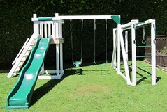 IMG_1166 (Swing Set Solutions) Tags: set play swings vinyl slide structure swing solutions playset polyvinyl