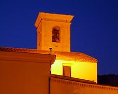 Blue sky... (Sergio Dini) Tags: italia campanile cielo 1001nights puglia luce notturno gargano sangiovannirotondo 1001nightsmagiccity sergiodini