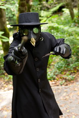 VII Encuentro Nacional Steampunk (El Seor Gato) Tags: chile parque dr victorian concepcion steam victoriano biobio nacional vapor vii plague encuentro steampunk plaga alessandri steampunkchile