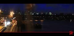 Au loin, La Dfense (mamnic47 - Over 6 millions views.Thks!) Tags: bus bokeh pluie voiture autobus nuit boulognebillancourt hautsdeseine photodenuit gouttesdepluie img5938 effetsdelumires effetslumineux