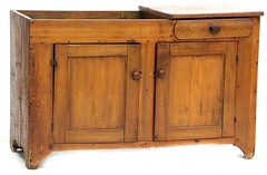 47. Antique Dry Sink