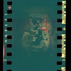 (iiCharlie) Tags: street rome art film yoda expired blackbird photograpy bbf blackbirdfly