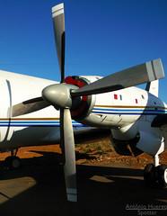 Rolls Royce Dart (Antnio A. Huergo de Carvalho) Tags: grumman gulfstream g159 gulfstreamg159 gi ptkyf airplane aircraft aviation aviao avio aviaogeral aviaoexecutiva rollsroyce rr dart rollsroycedart engine motor propeller hlice turbolice turboprop